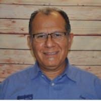 Jose Mendiola at Hemborg Ford