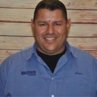 Luis Castillo at Hemborg Ford
