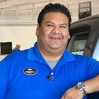 """Chris """"Pineapple""""  Pena  at Henderson Chevrolet"""