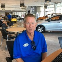 Butch  Jacobs  at Henderson Chevrolet