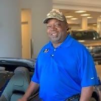 Pat Thomas at Henderson Chevrolet