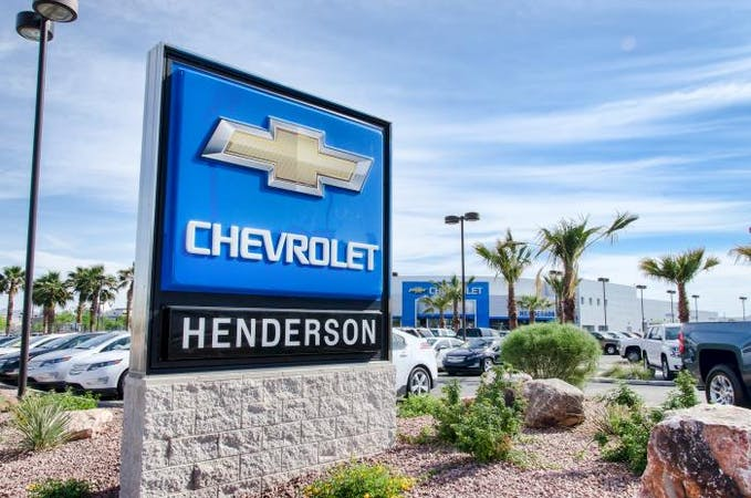 Henderson Chevrolet, Henderson, NV, 89014