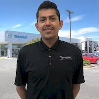 Miguel Romero at Hennessy Buick GMC