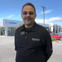Juan Vicioso at Hennessy Buick GMC