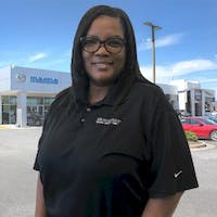 Cynthia Bell at Hennessy Buick GMC