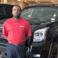 Gerren Terrell at Hennessy Buick GMC