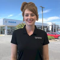 Shae Little at Hennessy Buick GMC