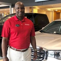 Kevin Johnson at Hennessy Buick GMC