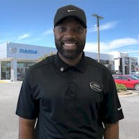 Mark Cooper at Hennessy Buick GMC