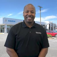 Keith Baker at Hennessy Buick GMC