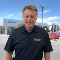Ron Geraci at Hennessy Buick GMC