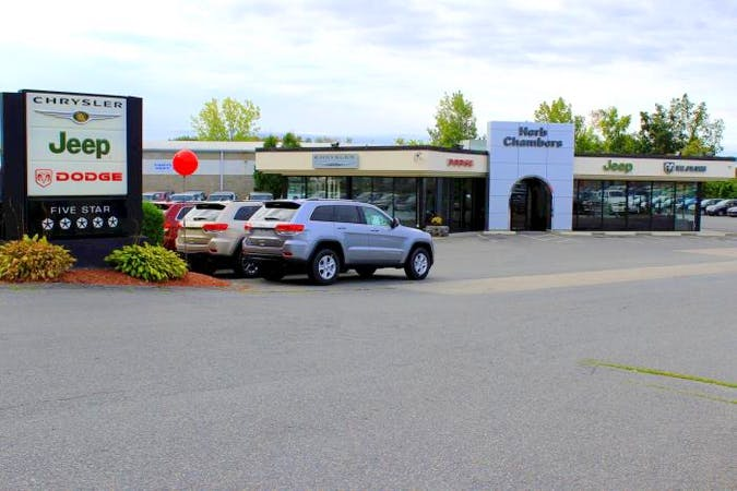 Herb Chambers Chrysler Dodge Jeep Ram FIAT of Millbury, Millbury, MA, 01527