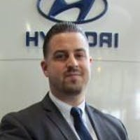 Adam  Mician at Herb Chambers Hyundai of Auburn