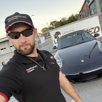 Alexander Ginader at Genuine Motorcars Inc
