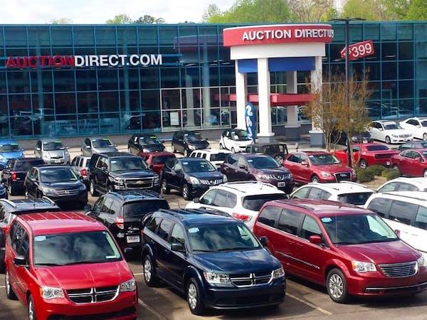 Auction Direct USA - Raleigh, Raleigh, NC, 27612
