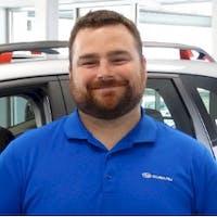 Joshua Thompson at Lithia Subaru of Fresno