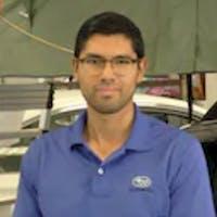 Victor Vazquez at Lithia Subaru of Fresno