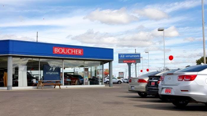 Boucher Hyundai of Janesville, Janesville, WI, 53545