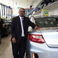 Mohamed Sultan at Hillside Honda
