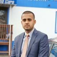 Mohamed Sultan Jr. at Hillside Honda