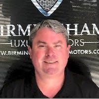 Warren Fuller at Birmingham Luxury Motors