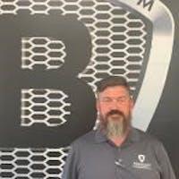 Chad Baldwin at Birmingham Luxury Motors