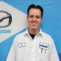 Daniel Domingo at John Hine Mazda