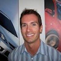 Mike Anderson at John Hine Mazda