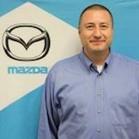 Moises Flores at John Hine Mazda