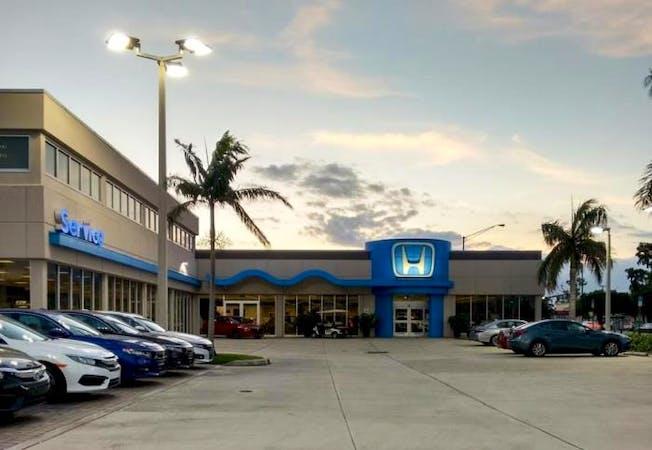 Holman Honda of Ft. Lauderdale, Fort Lauderdale, FL, 33304