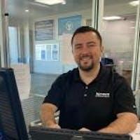Juan Perez at Spreen Honda Corona - Service Center