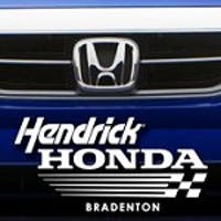 Kris Kitzman at Hendrick Honda Bradenton