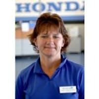 Paula  Birchmore at Honda of Columbia