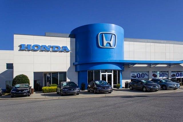Hendrick Honda Hickory, Hickory, NC, 28602