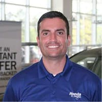Jerry Delaughter at Honda of Covington