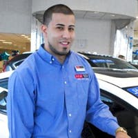 James Torres at DCH Honda of Nanuet
