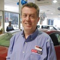 Darren Makofsky at DCH Honda of Nanuet
