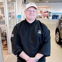 Joe Sanseverino at DCH Honda of Nanuet - Service Center