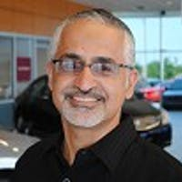 Jimmy Ghavami at Orr Nissan Central