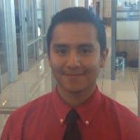Juaquin Martinez at Huggins Honda