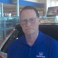 Forrest Clark at Huggins Honda