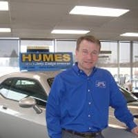 Matt Clark at Humes Chrysler Jeep Dodge RAM