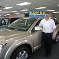 Greg  Humes at Humes Chrysler Jeep Dodge RAM