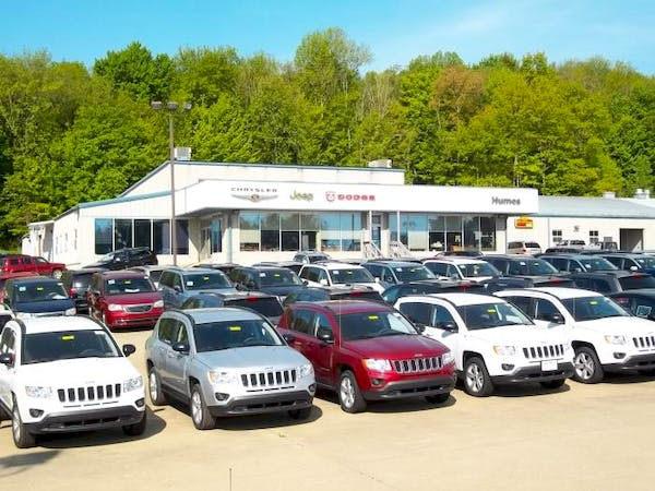 Humes Chrysler Jeep Dodge RAM, Waterford, PA, 16441