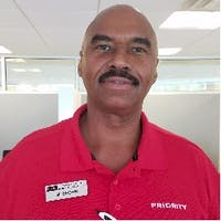Gil Brown at Priority Chevrolet Newport News