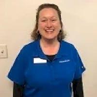 Naomi Weaver at Priority Chevrolet Newport News