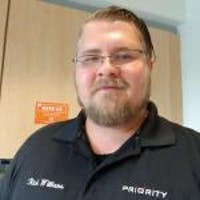 Rick Williams at Priority Chevrolet Newport News