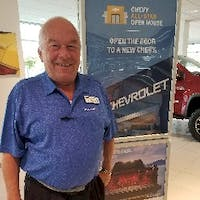 George Mastermaker at Priority Chevrolet Newport News