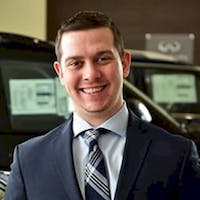 Peter Bozich at INFINITI of Naperville