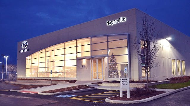 INFINITI of Naperville, Naperville, IL, 60540